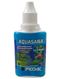AQUASANA (anti cloro-anti estres) 30 ml.