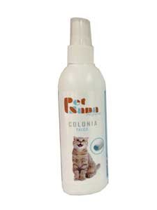 PET SANA COLONIA TALCO GATOS 125 ml.