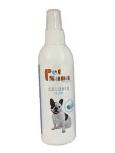 COLONIA PET SANA TALCO 125 ml.