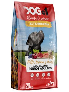 DOG ONE ALTA ENERGIA 20 Kg.