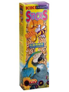 KIKI STICKS LOROS MIEL