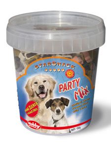 SNACK DOG HUESITOS MIX 500 gr.