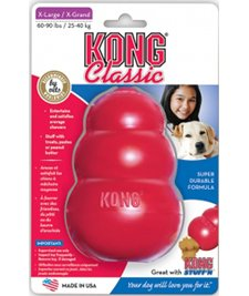 KONG CLASSIC RED T-L