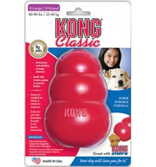 KONG CLASSIC RED T-M
