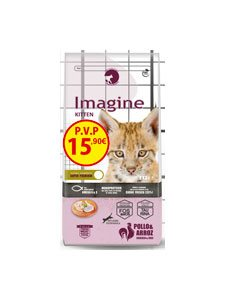 IMAGINE CAT KITTEN 2 Kg.