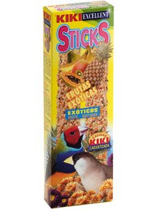 KIKI STICKS EXOTICOS FRUTAS