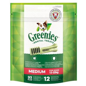 GREENIES MEDIUM 6 x 340 gr.