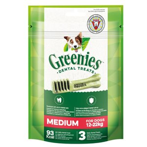 GREENIES MEDIUM 6 x 85 gr.