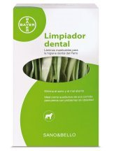 LIMPIADOR DENTAL BAYER 140 gr.