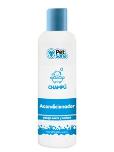 PET SANA Champu Acondicionador 750 ml.