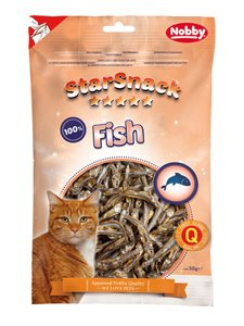 SNACK STAR GATO FISH 50 gr.