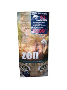 ZEN CAT SALMON & POTATO 2 Kg.